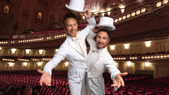 Ian Waite and Vincent Simone….Act Two… CANCELLED