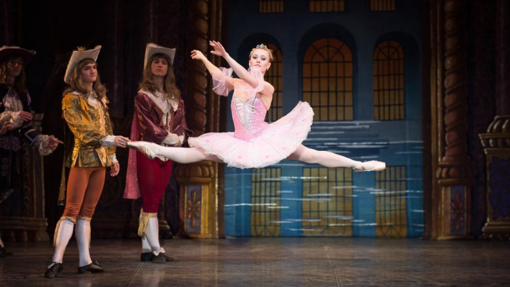 Sleeping Beauty: Russian National Ballet [Cancelled]