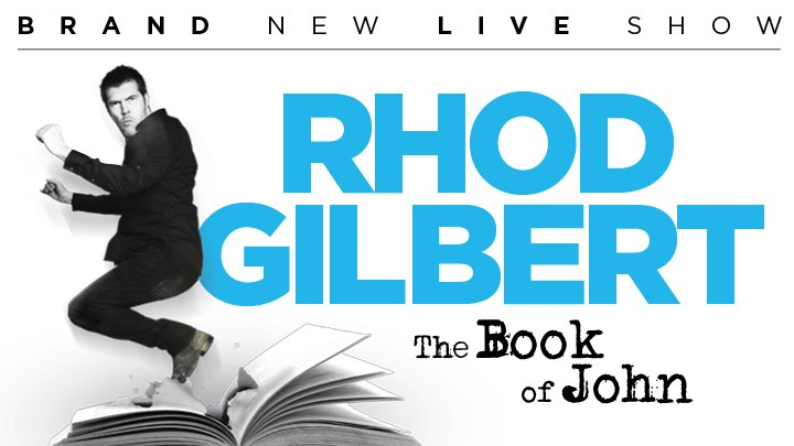 Rhod Gilbert: The Book of John [Rescheduled]