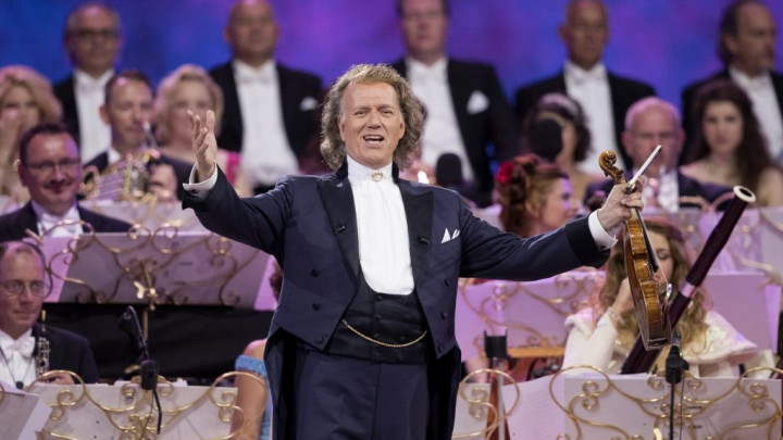 André Rieu: Happy Together {cancelled}