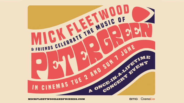 Fleetwood & Friends (12A) [Cancelled]