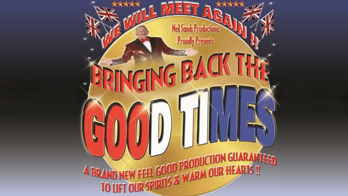 Neil Sands: Bringing Back the Good Times