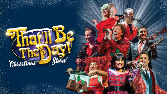 Watch at Home: That'll Be The Day Christmas Show