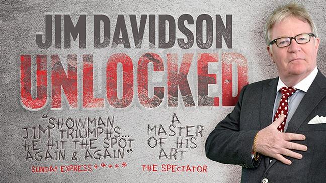 Jim Davidson: Unlocked Tour
